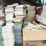 佐倉市にて本の買取です。